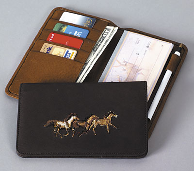 Checkbook Cover WW02